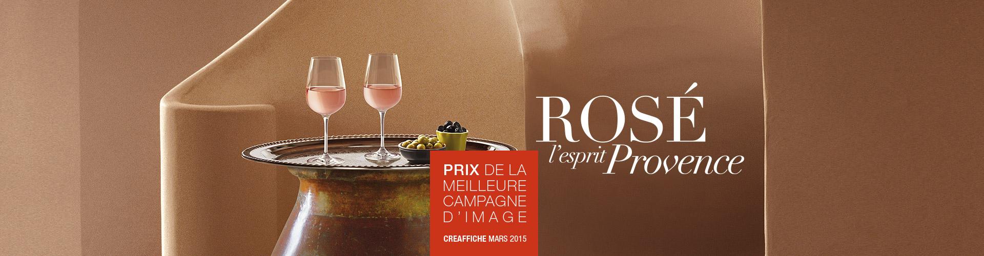 CIVP, Rosé, l'esprit Provence