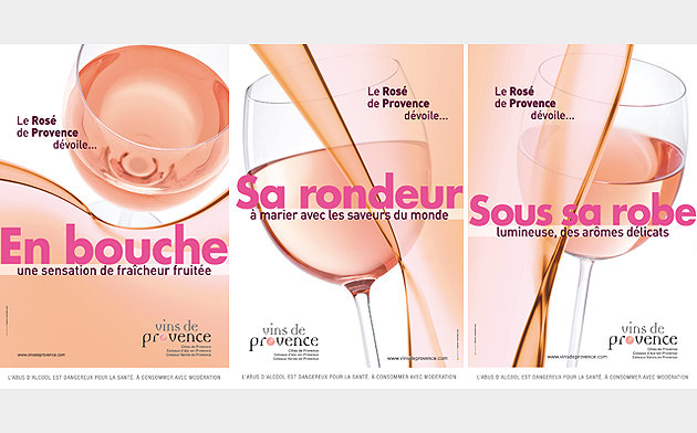 vidéo teasing sur la campagne nationale 2010 des vins de Provence