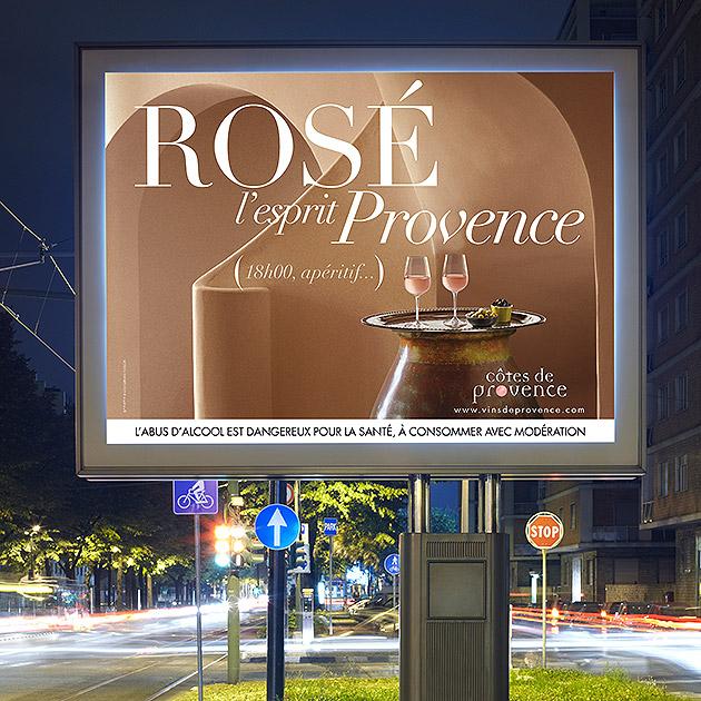 CIVP, Rosés, l'esprit Provence