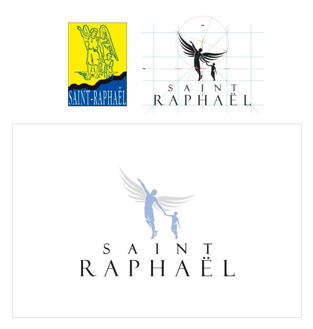charte graphique saint raphael-logo