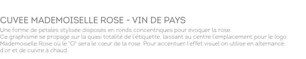 clos des roses - VDP mademoiselle 1