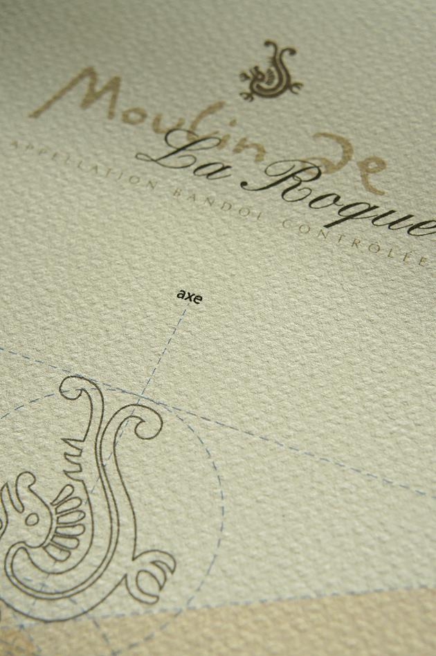 logotype et travail sur l'authenticité d'un positionnement de marque